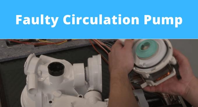 Faulty Circulation Pump